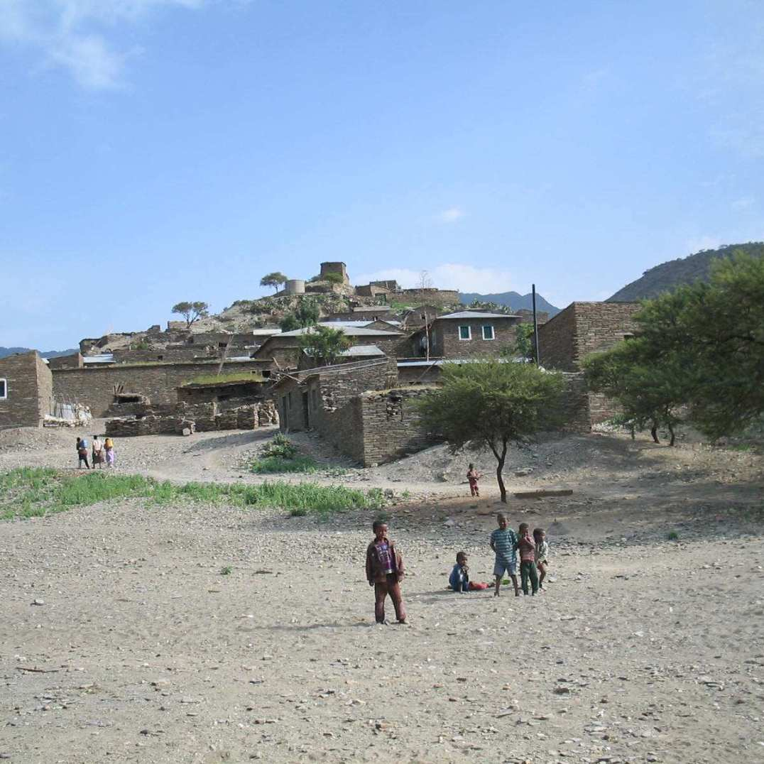 Duty station Alitena (North Ethiopia, 2003 and 2005)