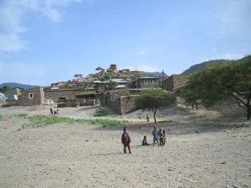Duty station Alitena (North Ethiopia, 2003 and 2005)