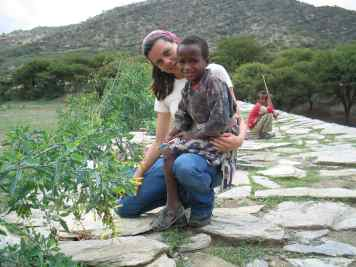 An unforgettable encounter, Alitena (2003)