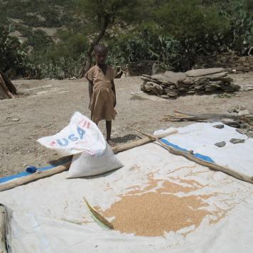 True cliché in North Ethiopia (2003)