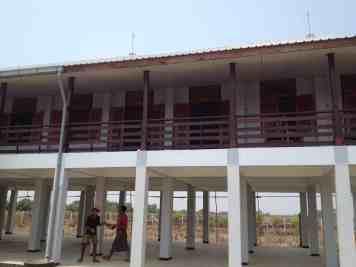 School in the Irrawaddy Delta, 2014