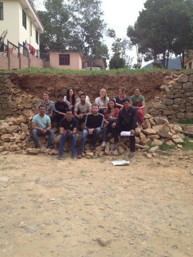 Nepal Earthquake 2015, Shangrila Reconstruction and Development Project, Shangrila Reconstruction and Development Project Team