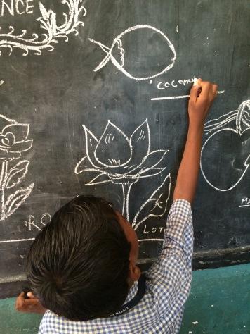 Puri, Odisha 2015: School visit