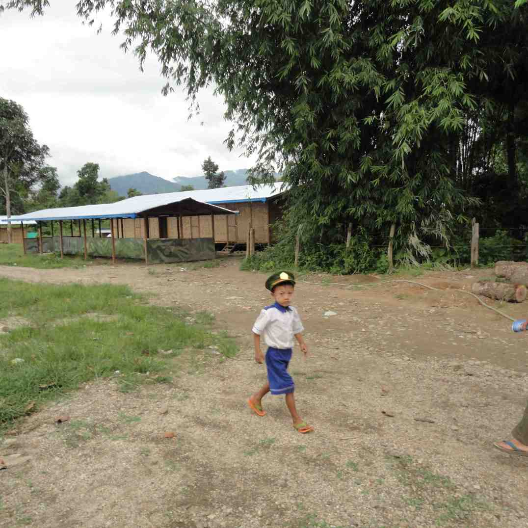 IDP Camp, Kachin 2014
