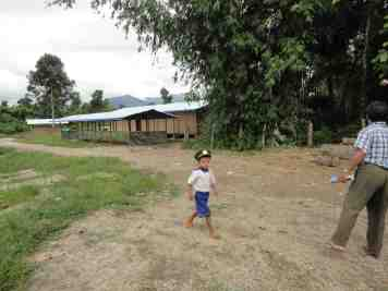 IDP Camp, Kachin 2014