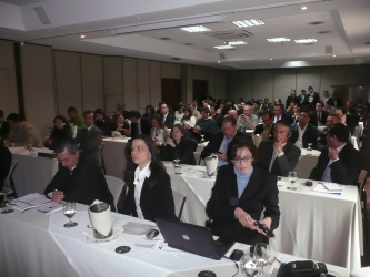 Export Promotion of natural ingredients from Colombia; Market Intelligence seminar, Bogotá (photo: Profound, 2011)