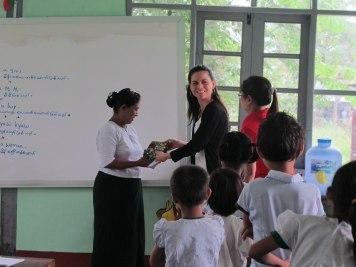 Basic Education School, Hlaing Thar Yar,