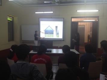 Protection workshop at SDC Fieldoffice Mawlamyine