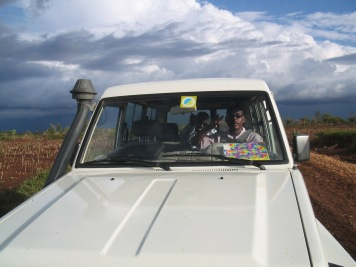 A good field team makes a good work - thank you! (East Ethiopia, 2005)